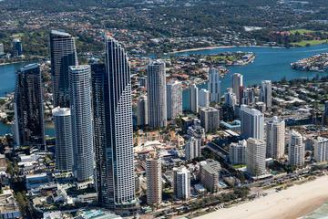 Surfers Paradise Scenic Helicopter Flight from the Gold Coast