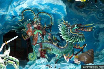Explore Chinese Mythology: Haw Par Villa Walking Tour