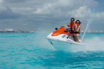 Waverunner Adventure in Cancun