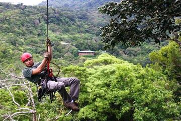 Canopy Tour in Monteverde