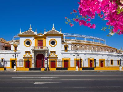 Seville Sightseeing and Shopping Tour - from Portimao