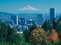 Portland City and Columbia River Gorge Waterfalls Combo Tour