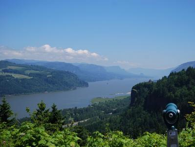 Deluxe Combination Tour - Hop On Hop Off Trolley and Multnomah Falls and Columbia River Gorge