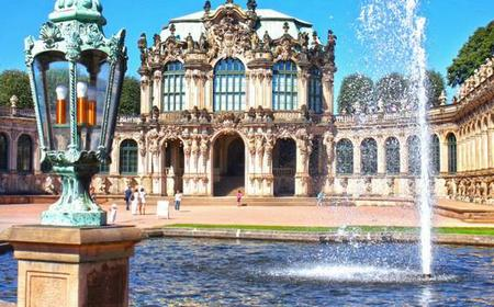 Dresden: Historical walking tour in Florence on the…