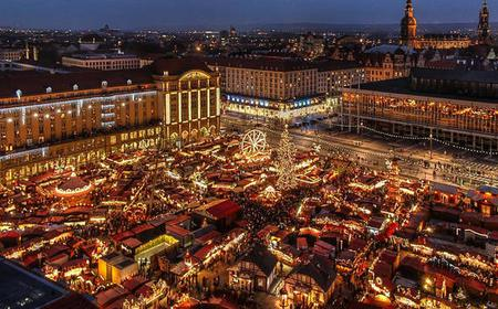Dresden: Christmas markets during the Advent season