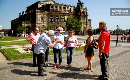 Minibus Tour of Dresden for Small Groups