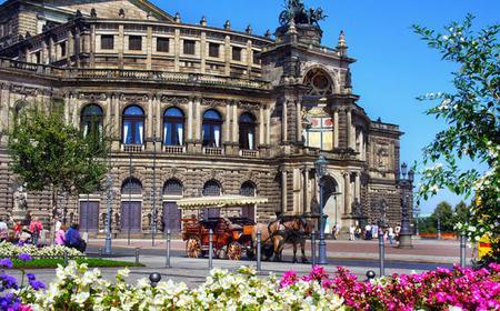 A walk through old Dresden Semperoper & Leadership