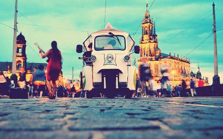 Dresden: Eco-Friendly eTukTuk Tour