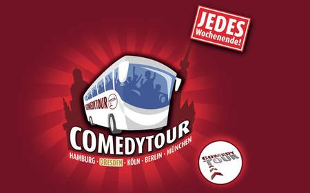 Dresden: drive in comedy Bus
