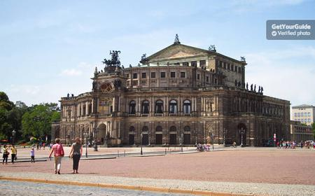 Dresden: Semperoper and Bus Tour Combo Ticket