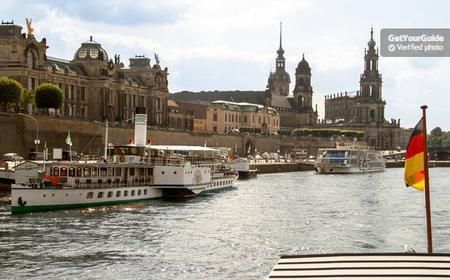 Discover Dresden by Bus, Boat, and Mountain Railroad