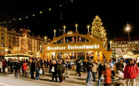Dresden: Geocaching at the Christmas markets