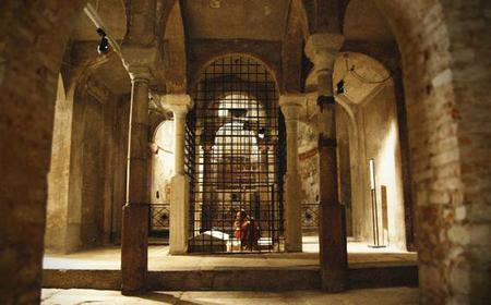 Milan: Crypt of Leonardo