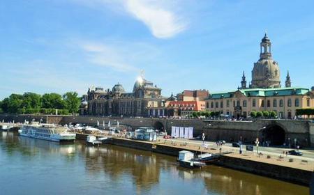 Dresden: Marine, wine tasting and Winzervesper