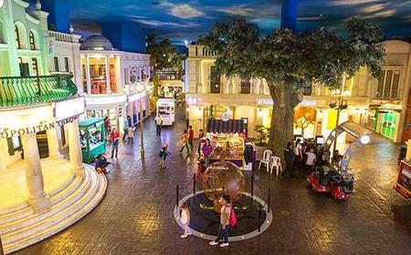 Dubai: KidZania Admission Ticket