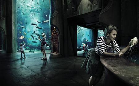 Dubai: The Lost Chambers Aquarium Tickets