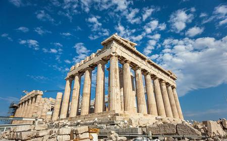 Morning Photography Tour of Ancient Athens