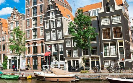 Amsterdam City Tour & Keukenhof Combo