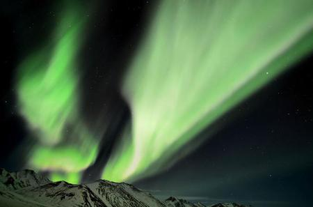 Photography Workshop of the Aurora Borealis outside of Fairbanks