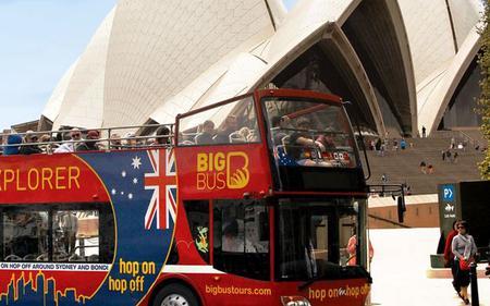 Sydney Hop-On, Hop-Off Tour