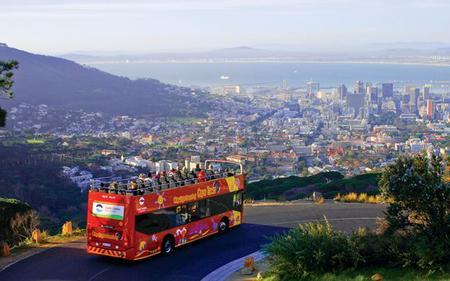 Cape Town Hop-On Hop-Off Tour