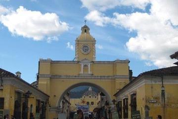 Puerto Quetzal Shore Excursion: Colonial Antigua, Jade Factory with Lunch