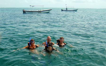 Snorkeling Adventure at Puerto Morelos, Cancun