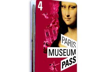 Paris Museum Pass 4 Days