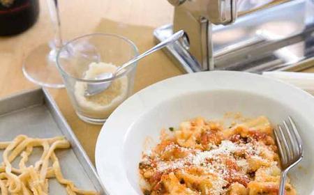 Lucignano, Arezzo: Half-Day Private Cooking Class