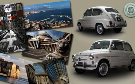 Naples: Private Tour by Classic Fiat 500 or Fiat 600
