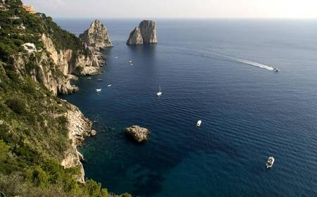 From Naples: Full-Day Small Group Tour to Capri