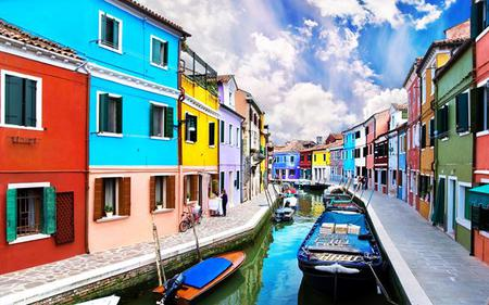 Venetian Islands Tour: Murano, Burano and Torcello