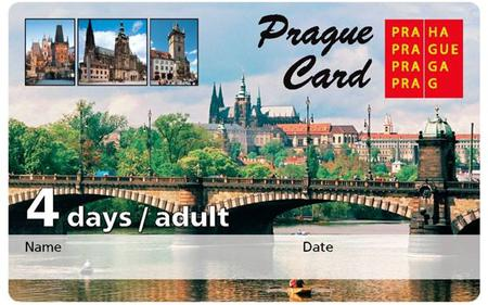 The Prague Card