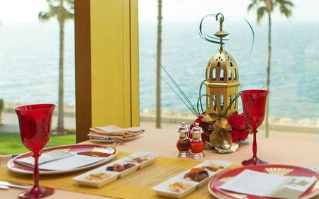Burj Al Arab Lunch with Return Hotel Transfers