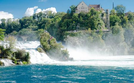 Rhine Falls - Tour from Zurich
