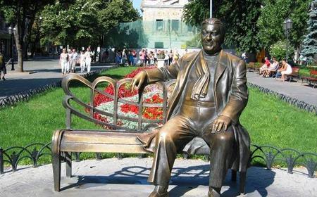 Jewish Heritage in Odessa Private Tour