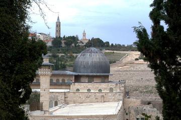 Jerusalem Christian Tour from Tel Aviv