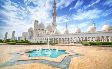 Abu Dhabi City Tour and Lunch at Emirates Palace