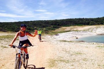 Kamenjak Peninsula Bike Tour and Optional Wine Tasting from Pula