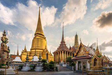 Half-Day Tour to Royal Grand Palace and Bangkok Temples