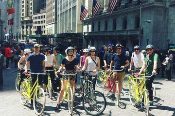 Lower Manhattan Bike Tour from Brooklyn