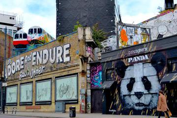 Private Tour: Alternative and Eclectic East London Walking Tour with a Local Guide