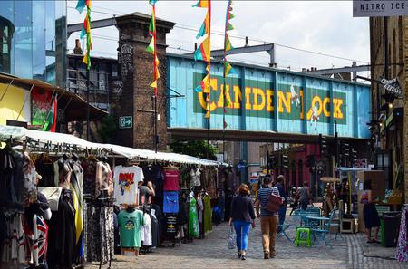Private Tour: Camden Eclectic Culture and Markets Tour