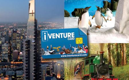 Melbourne Sightseeing Pass: Melbourne Flexi 5 Attractions Pass
