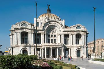Mexico City Sightseeing and Teotihuacan Tour