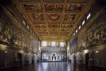 Palazzo Vecchio Tour with Visits to the Arnolfo Tower and Underground Level