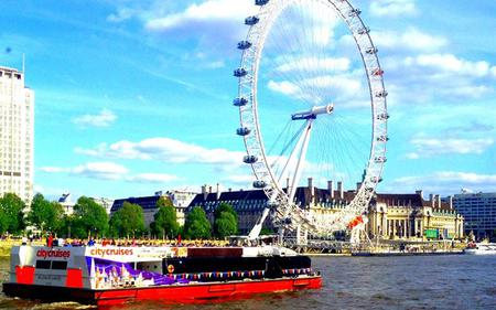 River Red Rover All Day Travel Pass & Madame Tussauds Ticket