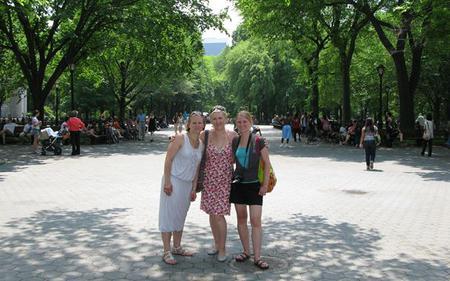 On Location Tours - Central Park Movie Tour