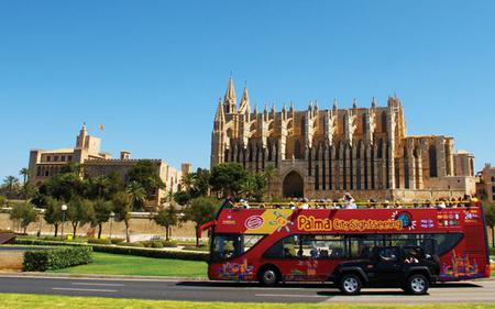 Palma de Mallorca Hop-On-Hop-Off Tour