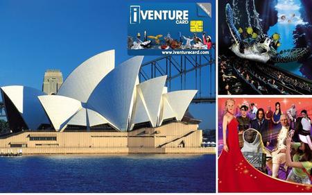 Sydney Flexi 5 Attractions Pass